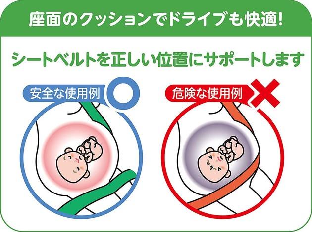 肚子有小Baby可以不綁嗎? 這一條法規怎麼沒有寫