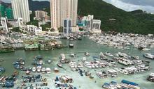 香港仔避風塘海面變奶白色 環保署指未能確認污水來源