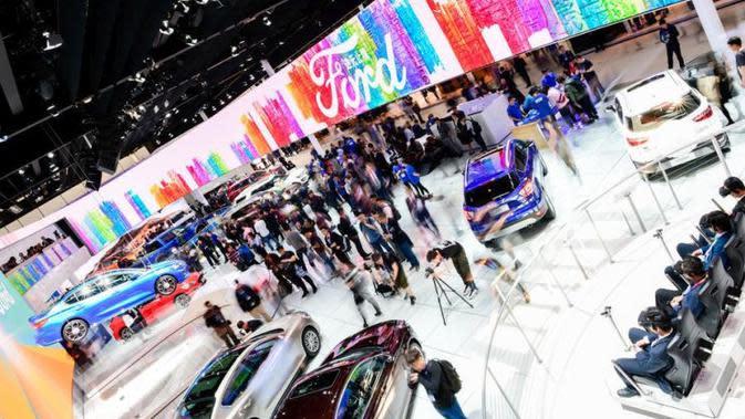 Lewati Masa Sulit, Penjualan Mobil di Cina Membaik