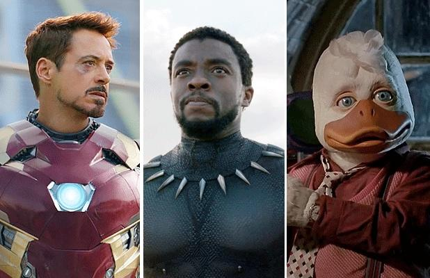 All 58 Theatrically Released Marvel Movies Ranked