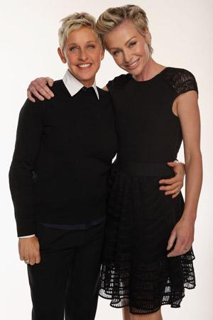 Ellen DeGeneres Urges Supreme Court to End Gay Marriage Ban – in a Way Only She Could
