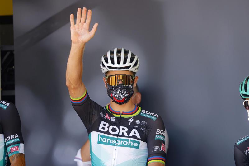 Criterium du Dauphine 2020 72nd Edition 2nd stage Vienne Col de Porte 135 km 13082020 Peter Sagan SVK Bora Hansgrohe photo Luis Angel GomezBettiniPhoto2020