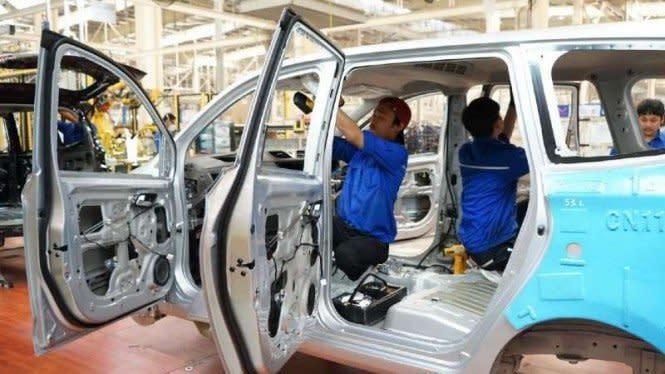 Menperin Minta Sri Mulyani Bebaskan Pajak Pembelian Mobil Baru