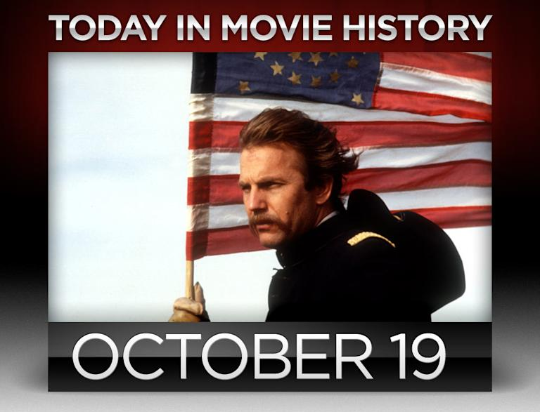 today in movie history, october 19