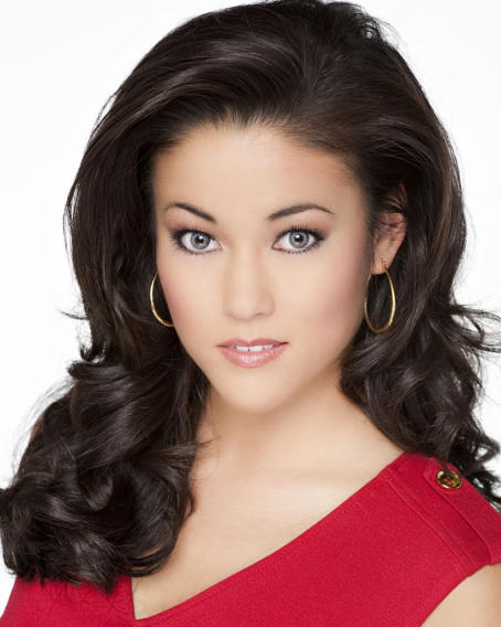 Miss Oklahoma - Alicia Clifton