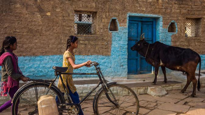 Ilustrasi kehidupan (Photo by Praniket Desai on Unsplash)