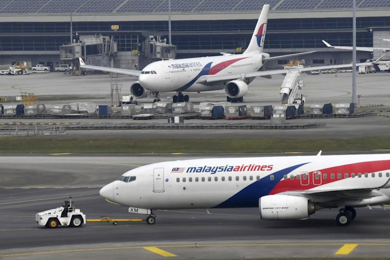 Khazanah Nasional Bhd is reportedly shocked and upset over the leak of its entire board papers on Malaysian Airlines Bhd. — Bernama pic