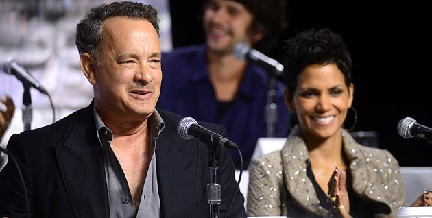 Tom Hanks pokes fun at 'very scary' Toronto film fest