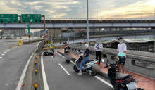 北農送貨員「發燒1個月」服退燒藥緩解!騎車昏迷自摔驗出確診