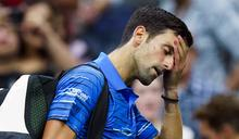 網球/球王喬科維奇辦比賽也中鏢 「我對大家很抱歉」