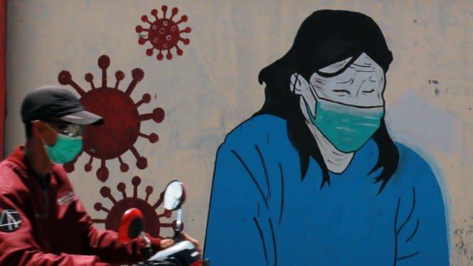 Gawat, Angka Kematian COVID-19 Indonesia di Atas Rata-rata Dunia
