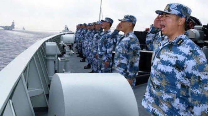 VIVA Militer: Pasukan Angkatan Laut Tentara Pembebasan China (PLAN)