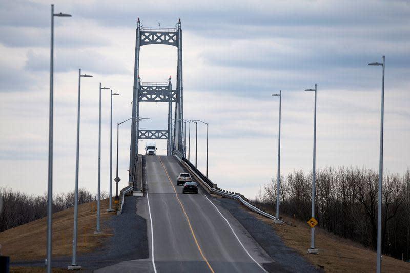 AS perpanjang pembatasan perjalanan darat di perbatasan Kanada dan Meksiko