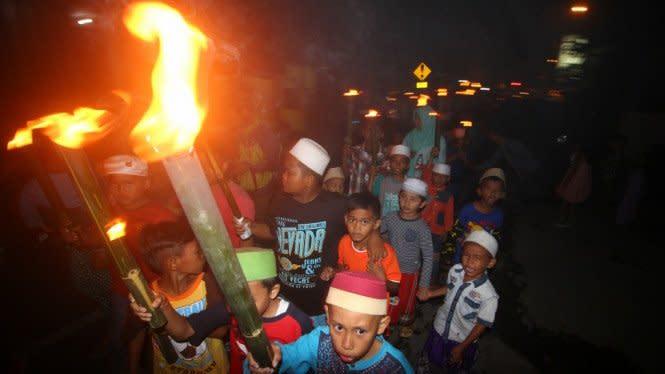 Masih PSBB, Warga Jakarta Dilarang Takbiran Keliling Jelang Lebaran