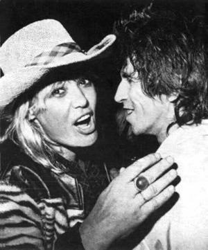 The Rock's Backpages Flashback: Keith Richards at the Ritz