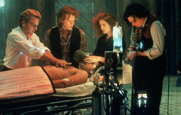 Flatliners to be remade with Dragon Tattoo director?