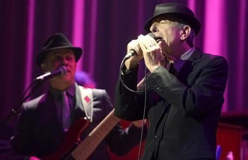 Leonard Cohen Brings Fresh Intensity to 'Old Ideas' Tour