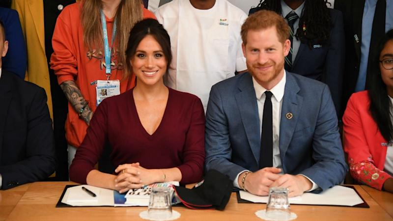 Meghan Markle and Prince Harry Are Following Just One Instagram Account This Month -- Here's Why