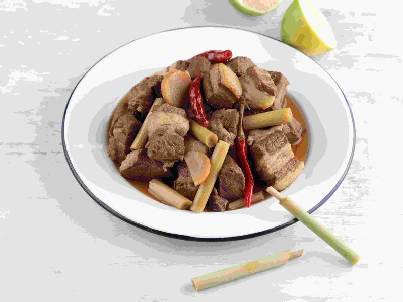 東北酸辣滷肉
