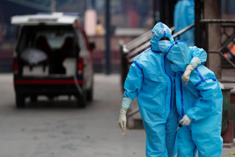 COVID-19 epidemics in India, South Asia growing but not exploding - WHO