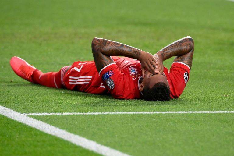 Bayern's Boateng doubtful for start of Bundesliga season