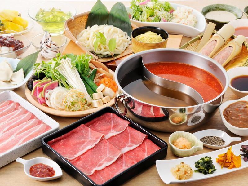 涮乃葉日式涮涮鍋吃到飽 欣欣百貨店