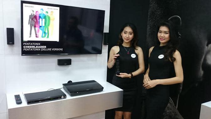 Bose Lifestyle 600. Liputan6.com/Iskandar