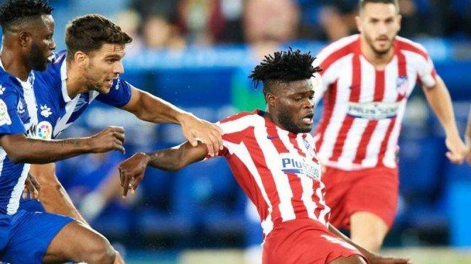 Pemain Atletico Madrid, Thomas Partey