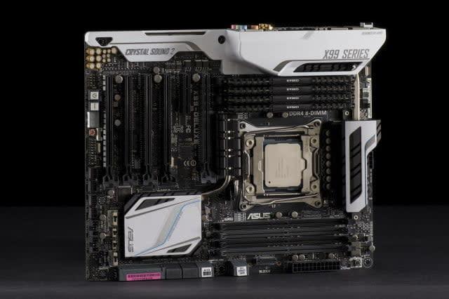 Intel 5690 motherboard