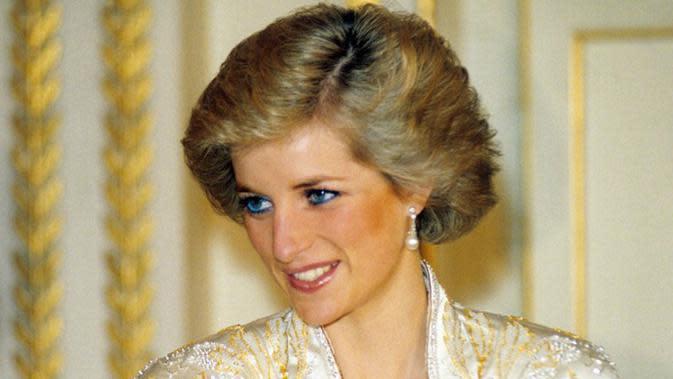 Diana Spencer atau biasa disebut Lady Diana (AFP)