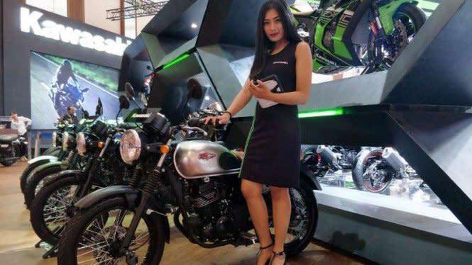 Beli Motor Kawasaki W175 Baru Cukup Bayar Rp19 Jutaan, Kok Bisa?