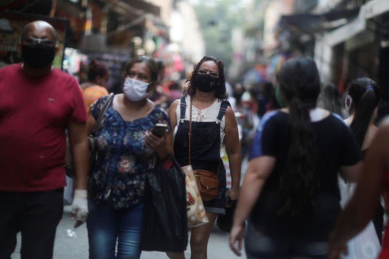 Brazil hits 5 million COVID-19 cases, epidemiologist fears second wave