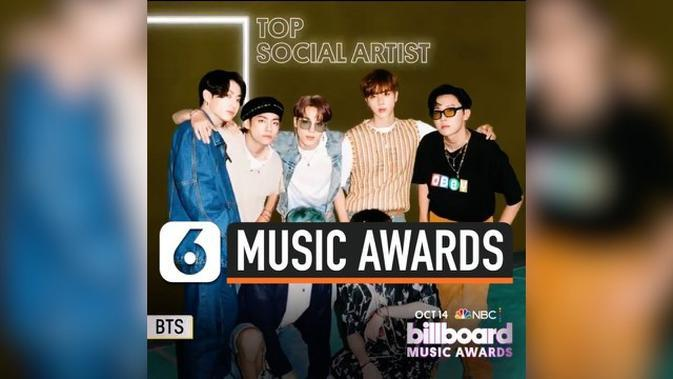 VIDEO: BTS akan Tampil di Billboard Music Awards 2020