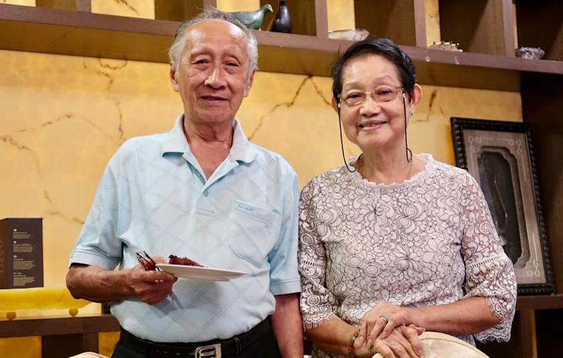 Alice Tan's elderly parents are sheltering in place at her Christchurch home.