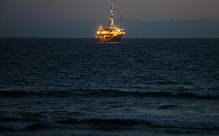 The oil price is burning a bit more brightly than a month ago