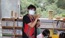 海角七號彩繩琉璃珠作者 Picul泰山森林書屋串起親子情