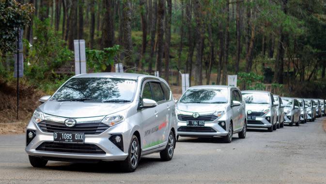 Setelah resmi meluncur September lalu , Daihatsu mengundang jurnalis otomotif nasional untuk menjajal performa Sigra terbaru