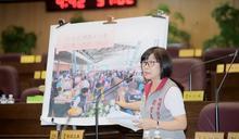 桃市缺少完善創意農貿市集 議員劉曾玉春籲打造青埔展示區