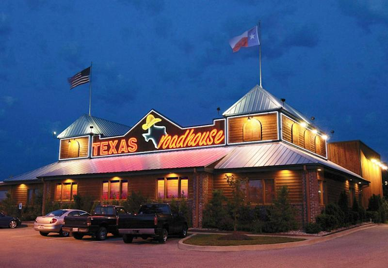Photo credit: Texas Roadhouse