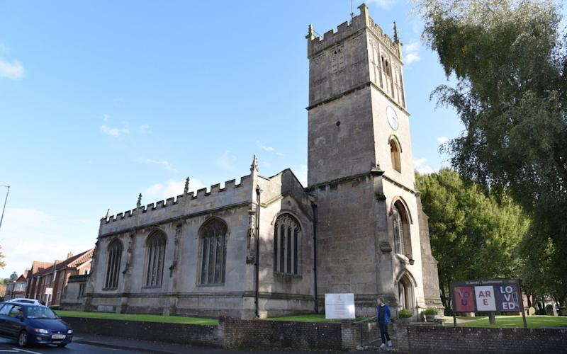 St James' Church in Devizes, Wilts - Jay Williams
