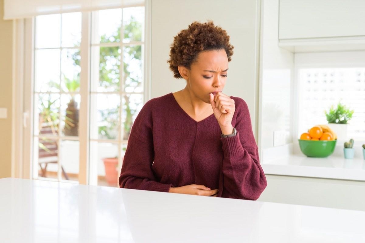 """While coughs may be little more than an annoyance most of the time, in some cases, they can lead to a life-changing diagnosis.  In 2012, at age 65, nurse <strong>Emily Ward</strong> found herself experiencing constant coughing that OTC treatments couldn't touch.  """"It felt like I had something in my chest that needed to come up, but never did,"""" Ward explains. """"At times, I felt as if I was attempting to cough up a lung."""" While doctors initially believed she had walking pneumonia, a chest X-ray and subsequent CAT scan revealed fluid around her lungs and a collapsed lung. After more testing, Ward was diagnosed with pleural mesothelioma, a rare form of cancer often associated with asbestos exposure, which she has been treating through surgery, chemotherapy, and immunotherapy over the seven years since her initial diagnosis."""