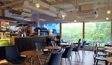 窗邊樹林景致加分 尖沙咀新開自然主題Cafe 紐西蘭健康食材入饌