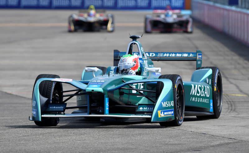 Da Costa stretches his lead as Formula E resumes