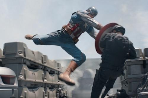 'Captain America' Crushes Johnny Depp, Holds Off 'Heaven Is for Real' at Box Office