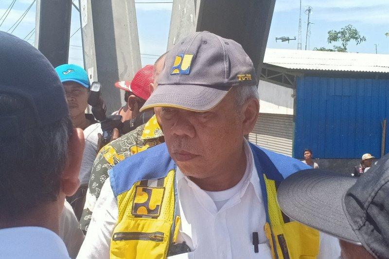 Menteri PUPR sebut Terowongan Nanjung efektif atasi banjir