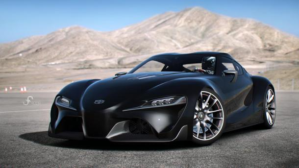 Faking the FT-1 until Toyota makes it: Flickr photo of the day
