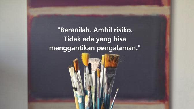 Kata-kata inspirasi hidup untuk berani hadapi tantangan (sumber: Pixabay)
