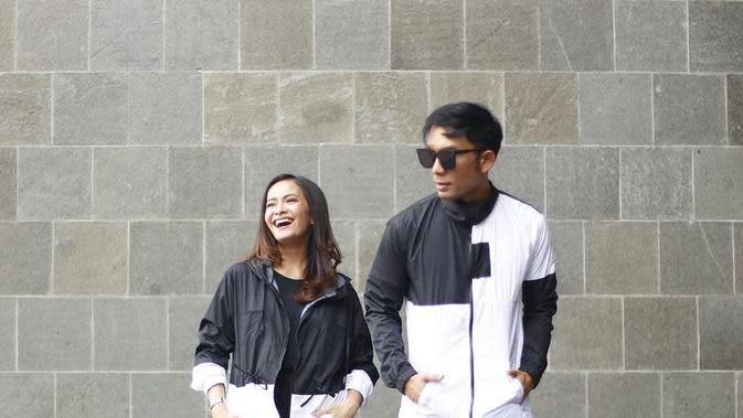 Indra Herlambang dan Ersa Mayori (Sumber: Instagram/indraherlambang)