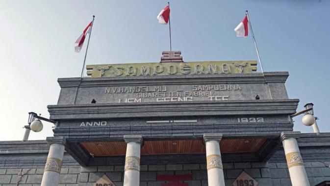 House of Sampoerna (Foto: Dok PT HM Sampoerna Tbk)