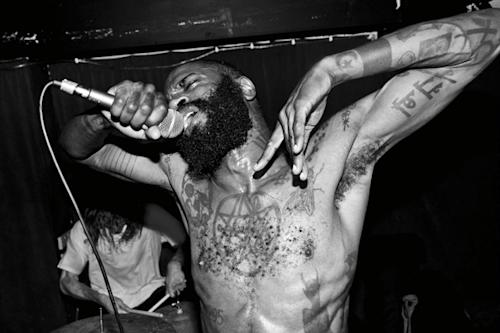 Death Grips Unleash Dark, Psychedelic 'Birds'